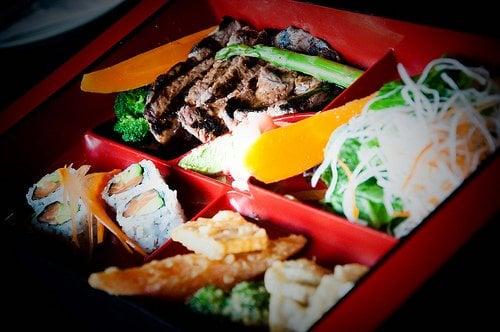 Lunch box yelp for Arisu japanese cuisine