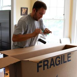 Photo Of Cross Country Movers   Dallas, TX, United States. Fragile Items Are