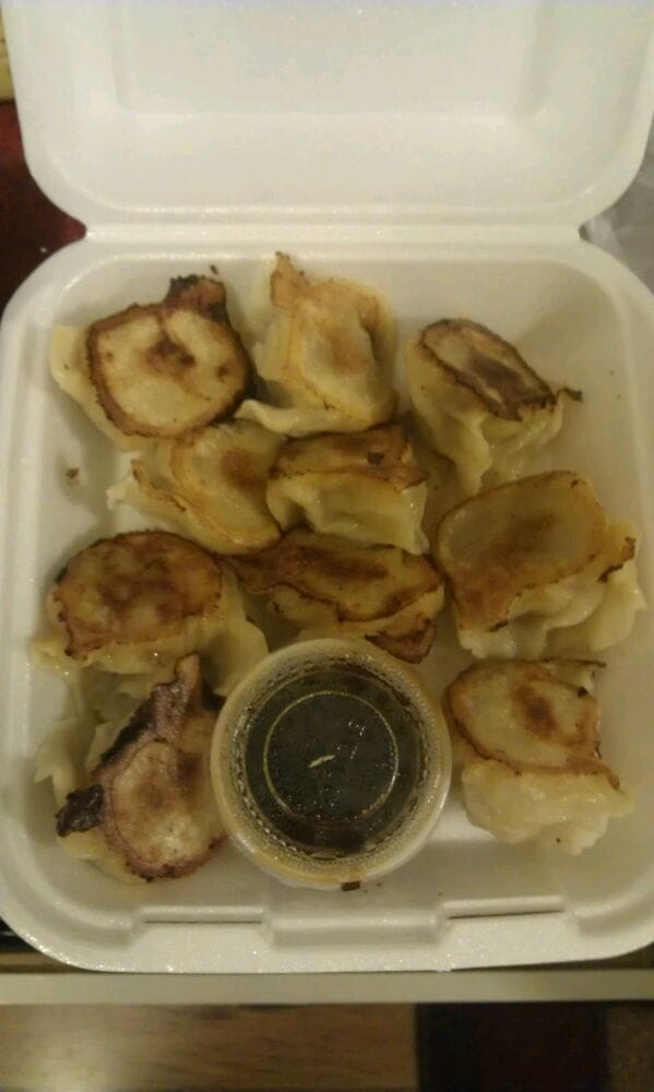3 Ingredient Pan Fried Dumplings Beautifully Yummy Yelp