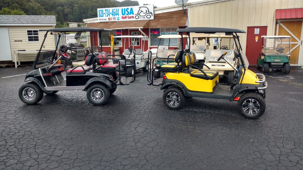 USA Golf Carts of WNC - Get Quote - Golf Cart Dealers - 1396 Sulphur Golf Cart Dealers Near Asheville Nc on malls near asheville nc, lakes near asheville nc, waterfall hikes near asheville nc, appalachian trail near asheville nc, mountains near asheville nc, parks near asheville nc,