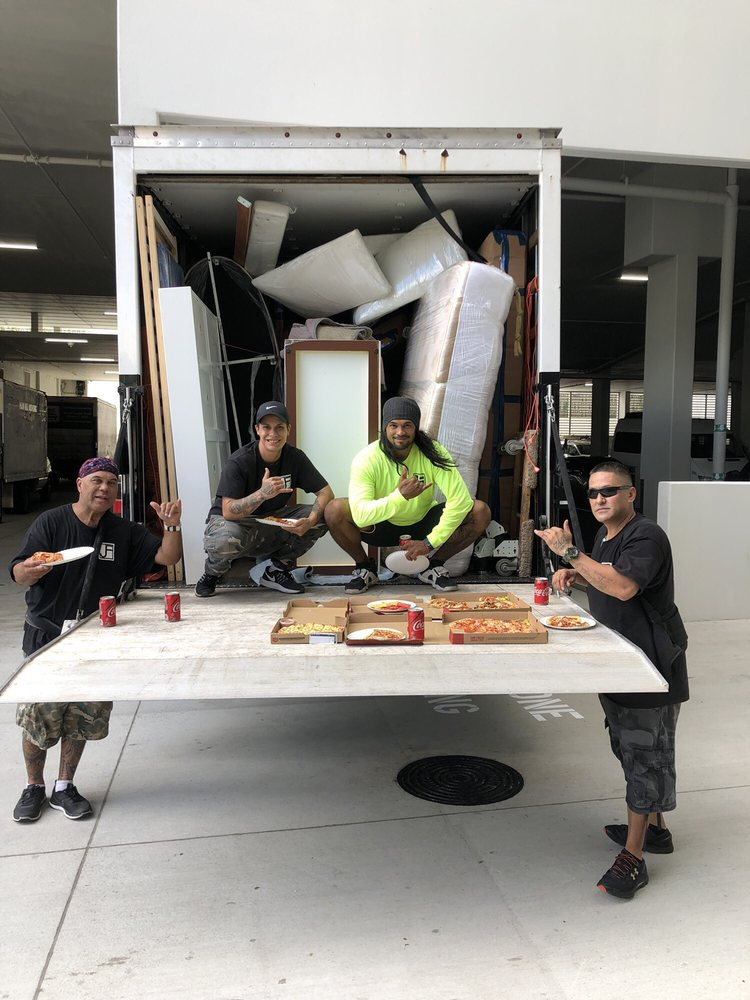 JF Moving Services