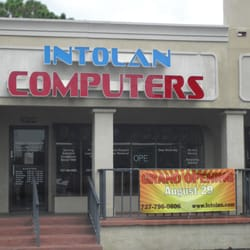 Intolan Computers logo