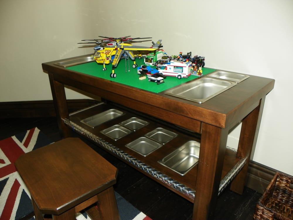 Beau Photo Of Haynes Cabinet Design   Irvine, CA, United States. Custom Lego  Table