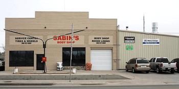Sabin's Body Shop: 402 8th St, Gothenburg, NE