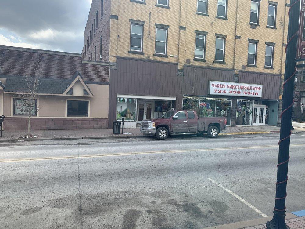 Market Street Resale Shop: 102 E Market St, Blairsville, PA