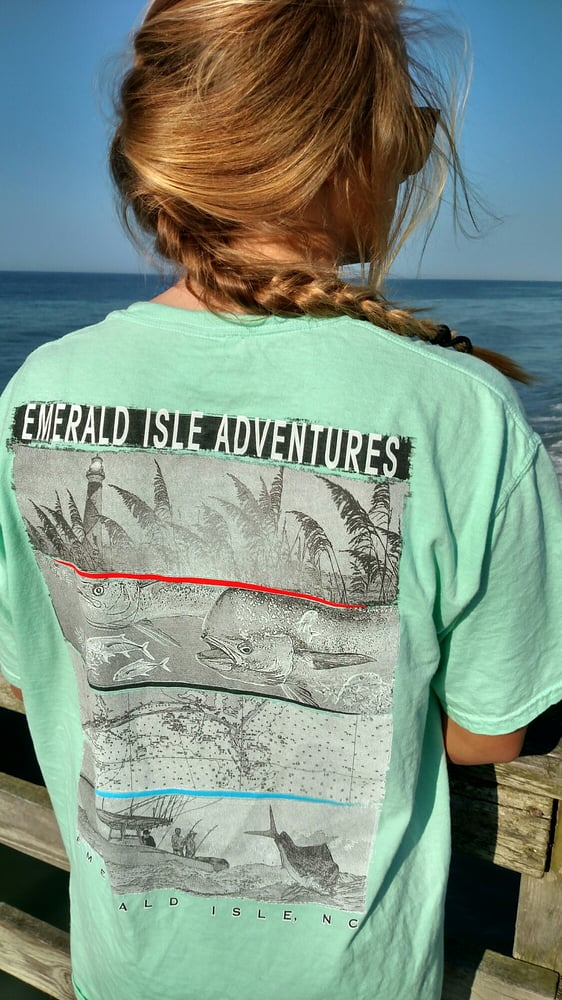 Emerald Isle Adventures: 8618 Marina Dr, Emerald Isle, NC