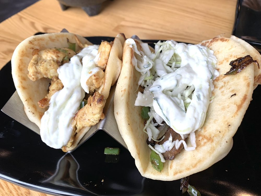 Bollywood Tacos: 203 E Main St, Chattanooga, TN