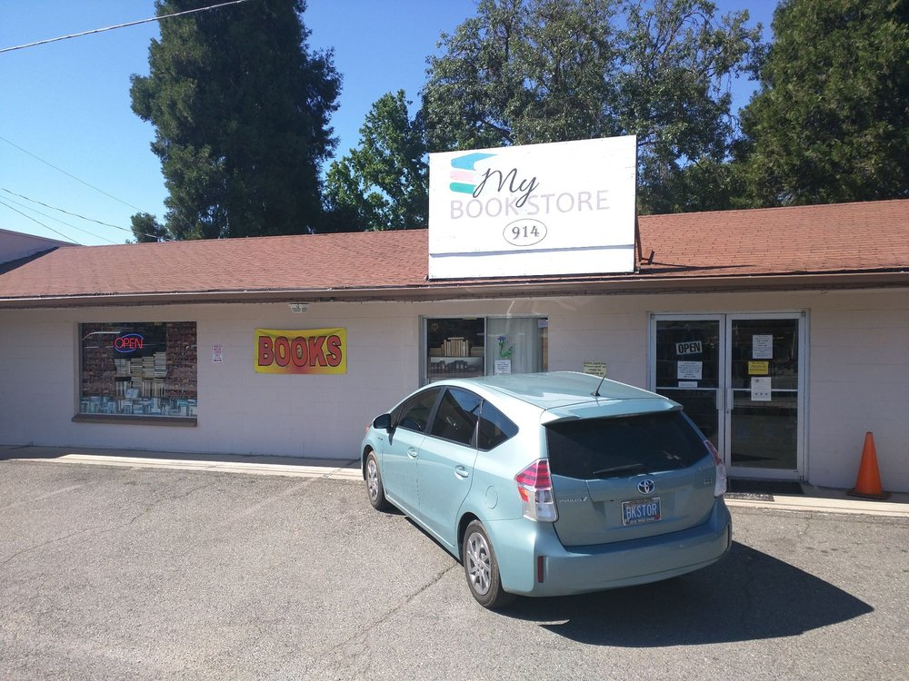 My BookStore: 914 Rogue River Hwy, Grants Pass, OR