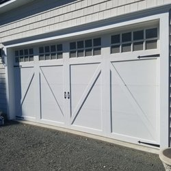 Photo Of East Coast Overhead Door   Milford, CT, United States. A Double