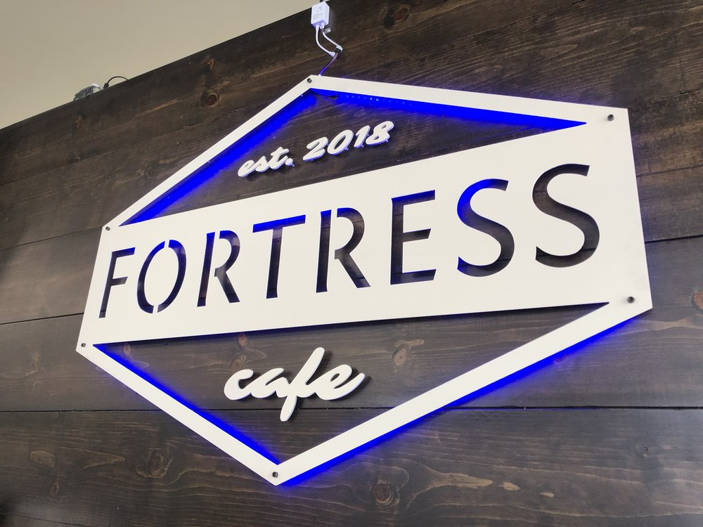 Fortress Cafe: 133 W Michigan Ave, Jackson, MI