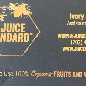 The Juice Standard - 266 Photos & 202 Reviews - Juice Bars ...