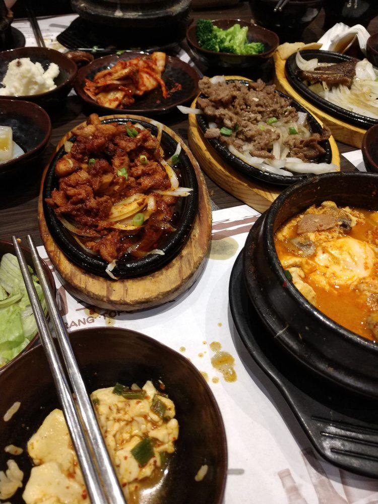 A Ri Rang Tofu House