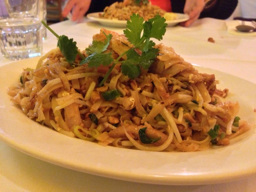 Thai Food Near Hyde Park