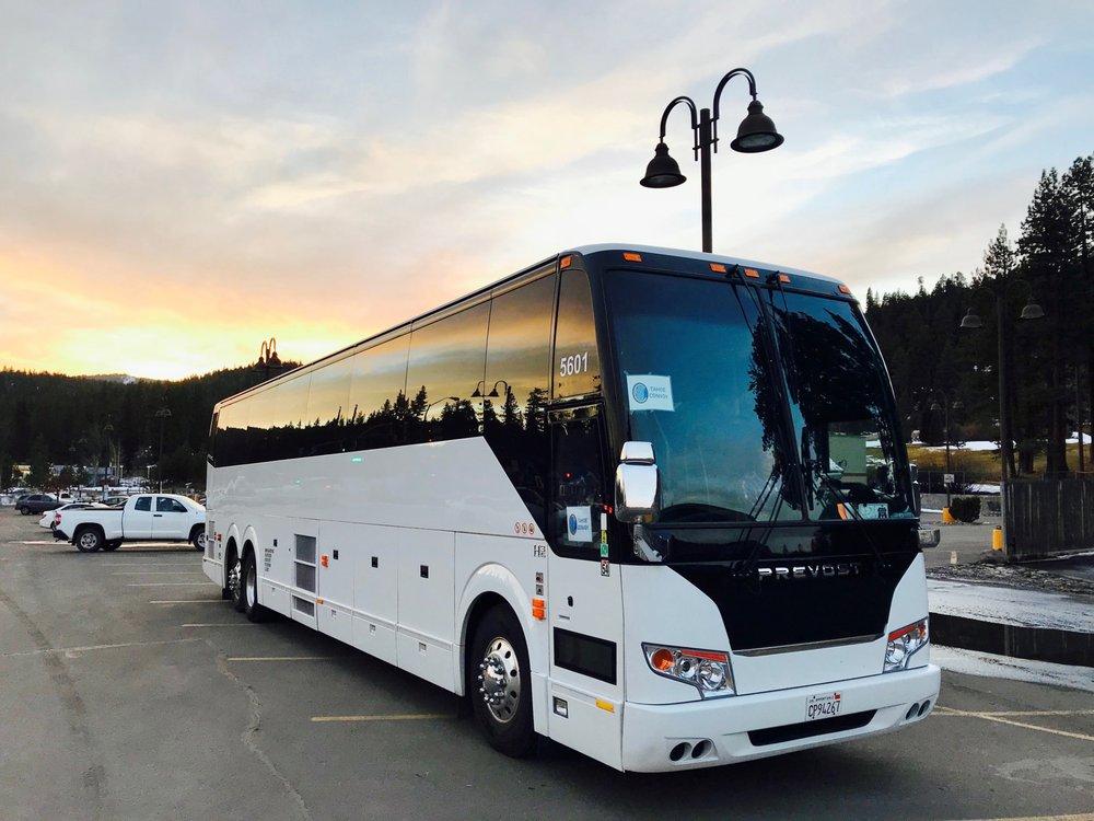 Tahoe Convoy: 10 Beale St, San Francisco, CA