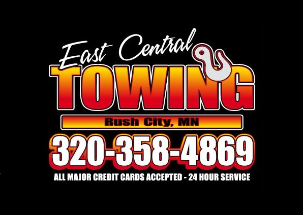 East Central Towing: 220 W 5th St, Rush City, MN
