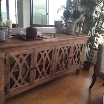 Charming Photo Of Pacific Home   Honolulu, HI, United States. Our Beautiful Buffet  Table