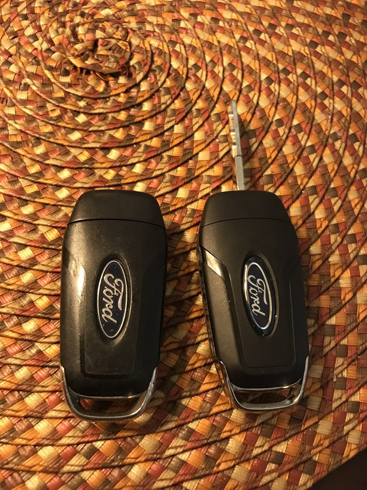 Benjamin's Car Key Replacement