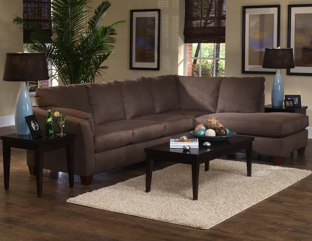 Drew Sectional- Custom Layout And 300 Fabric Options
