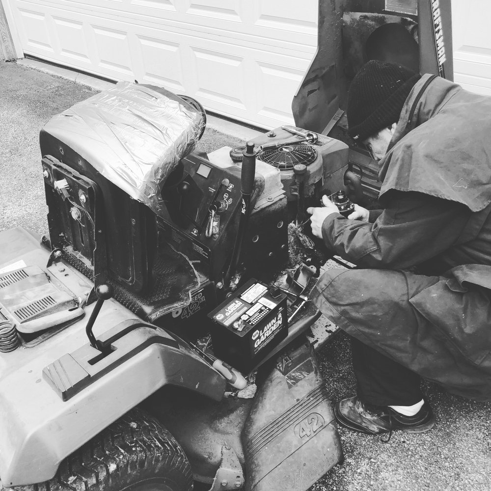 Mowerguy Small Engine Repair: 43313 N Mary Ave, Antioch, IL