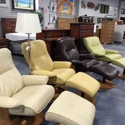 Photo Of The Find Furniture Consignment   Naples, FL, United States.  Stanley Recliners