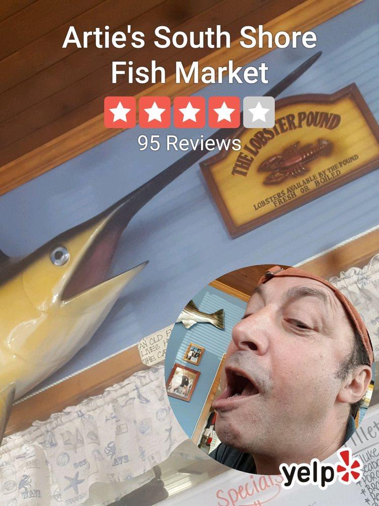 Artie s south shore fish market 58 fotos y 97 rese as for Pops fish market