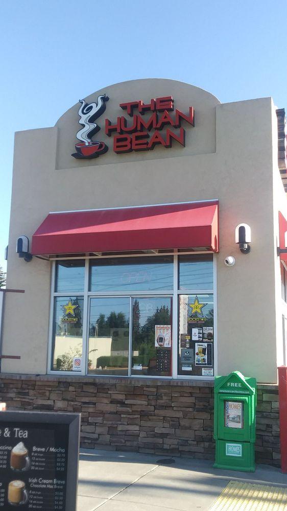 The Human Bean: 4653 S 6th St, KLAMATH FALLS, OR