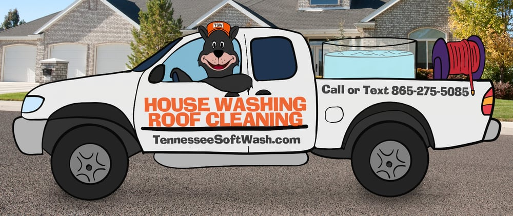 Tennessee Soft Wash: 1174 Oak Haven Rd, Knoxville, TN