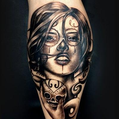 Brooklyn Made Tattoo  Rd St Brooklyn Ny Tattoos Piercing Mapquest