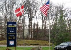 Ashburn European Service Center
