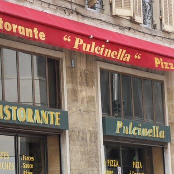 Restaurant Pulcinella Marseille