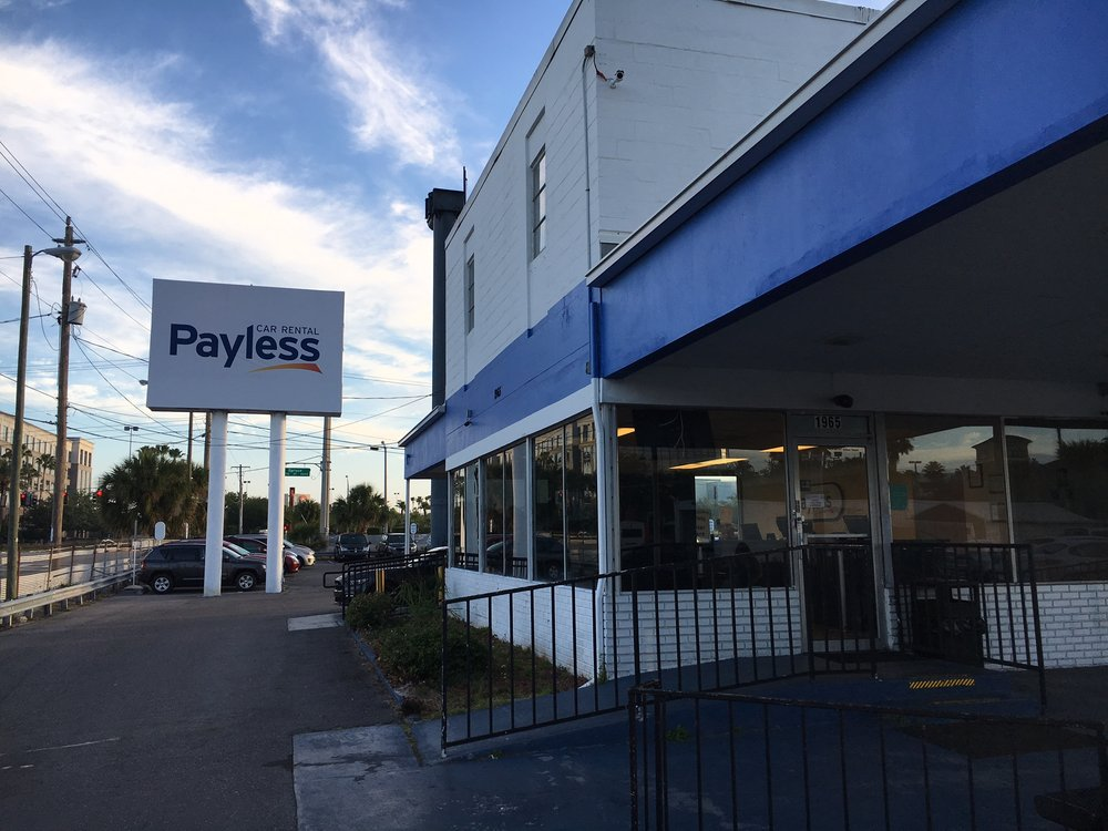 Payless Car Rental  N Westshore Blvd Tampa Fl