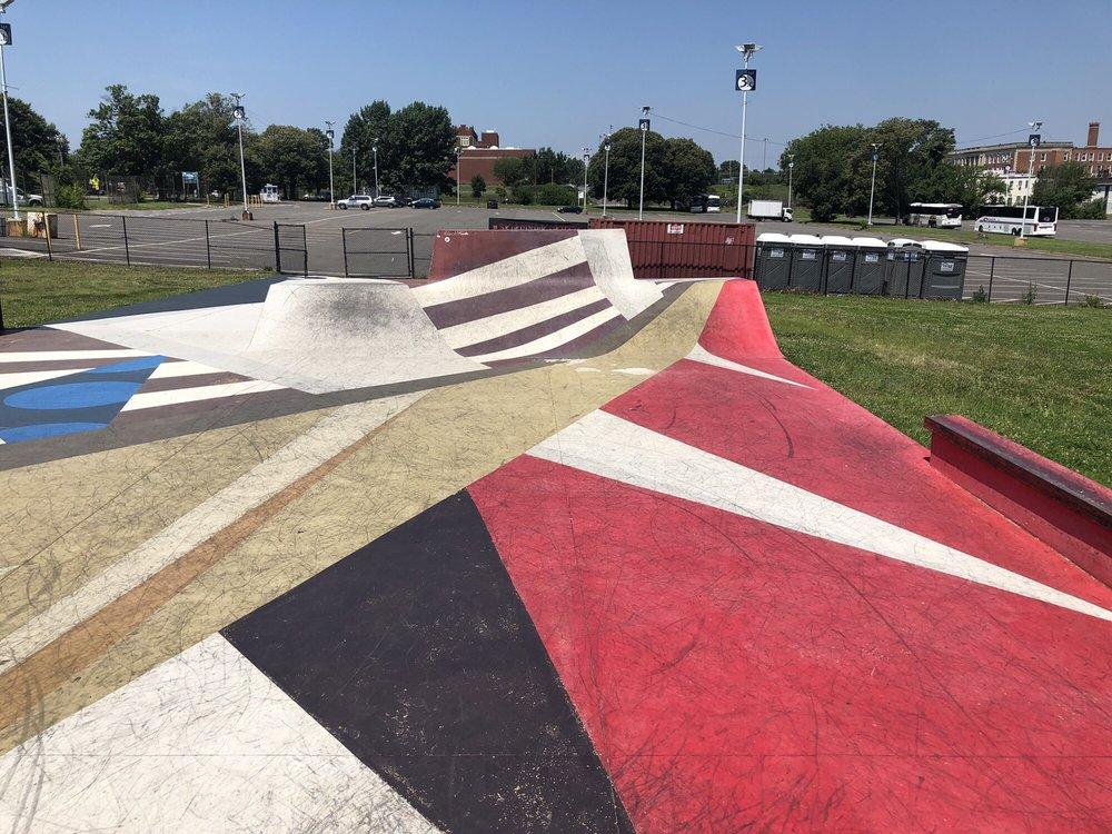 Maloof Skatepark: 2471 E Capitol St NE, Washington, DC, DC