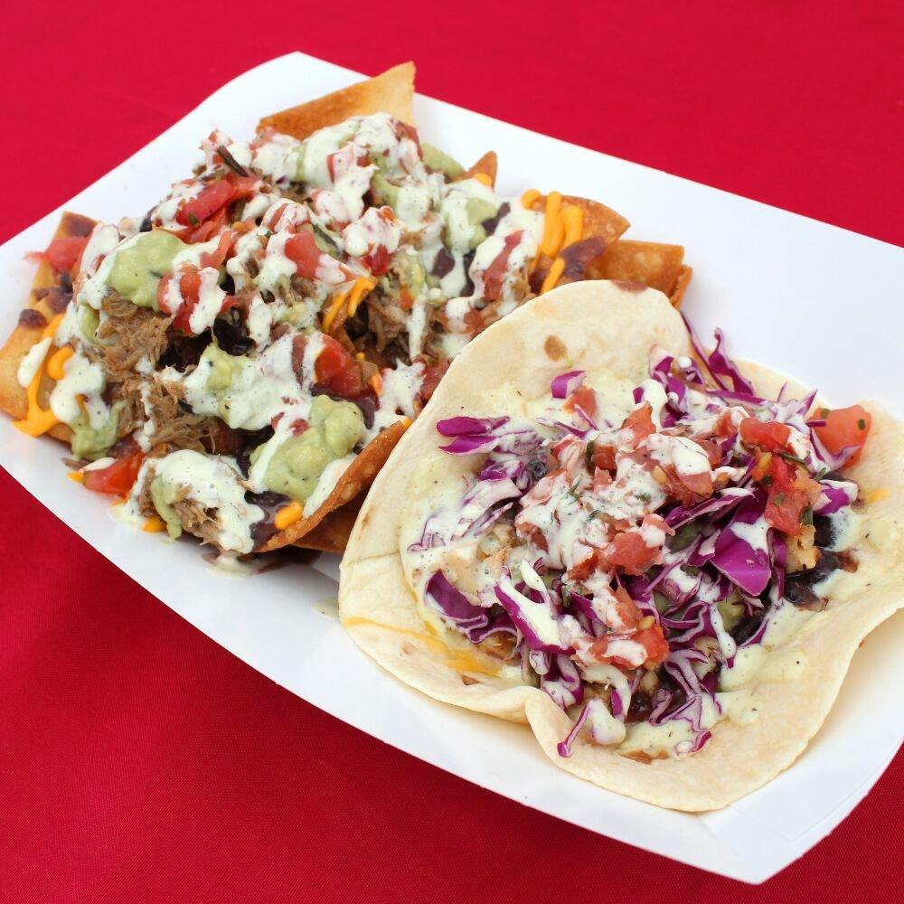 Food from Taco Genius
