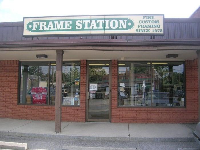 Frame Station