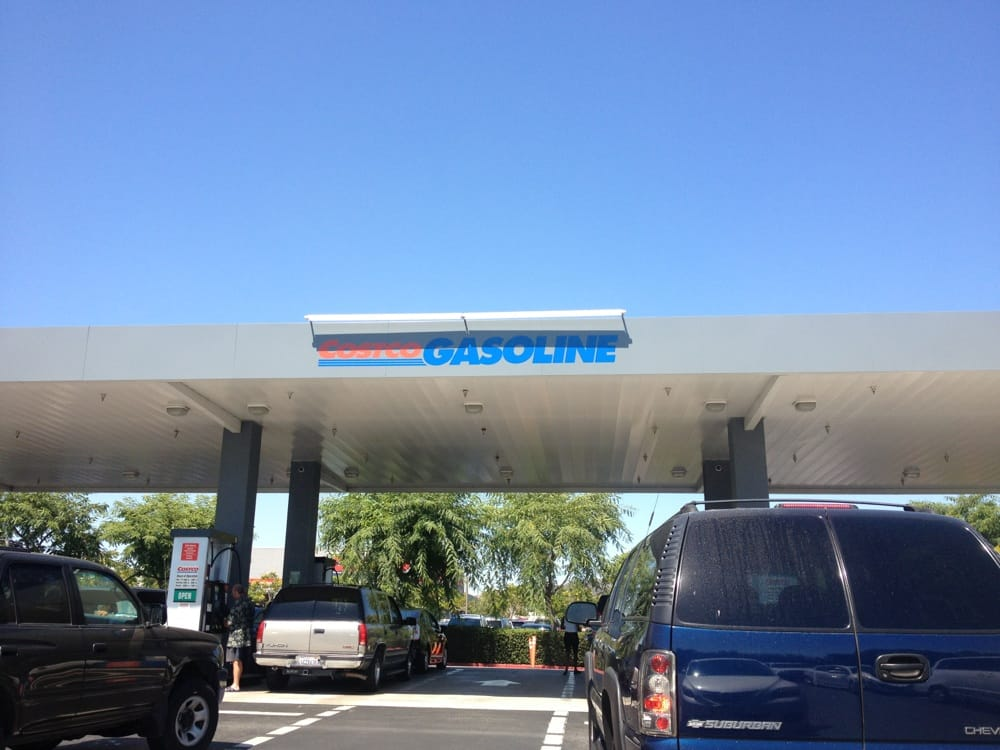 Top Tier Gas Stations Costco