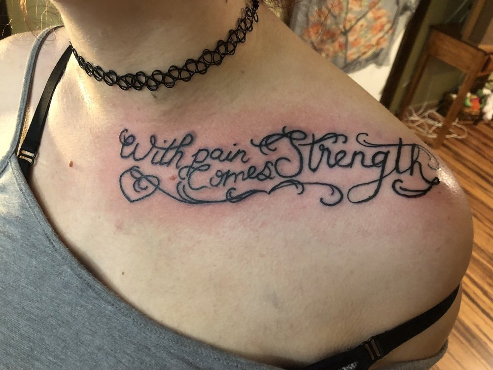 Golgotha Tattoos: 703 S Illinois Ave, Carbondale, IL
