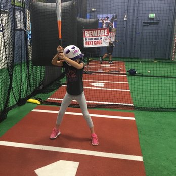 Photo Of K Zone Training Center Batting Cages