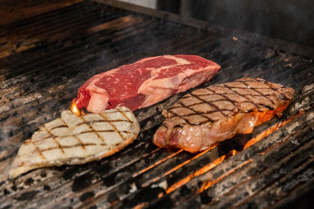 David's Steak House and Buffet: 125 W Cumberland Gap Pkwy, Corbin, KY