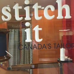 Stitch it vancouver