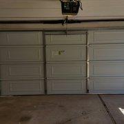 And After Photo Of Arizonas Garage Door Doctor