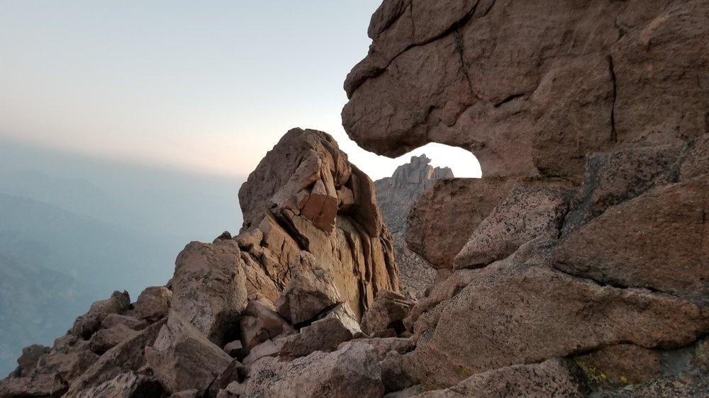 Long's Peak: Estes Park, CO