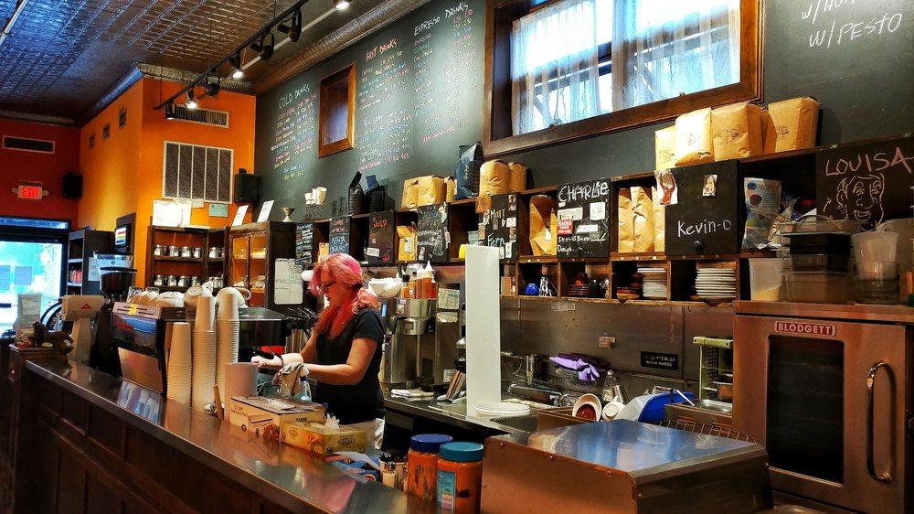Pronto Cafe Cambridge Ma