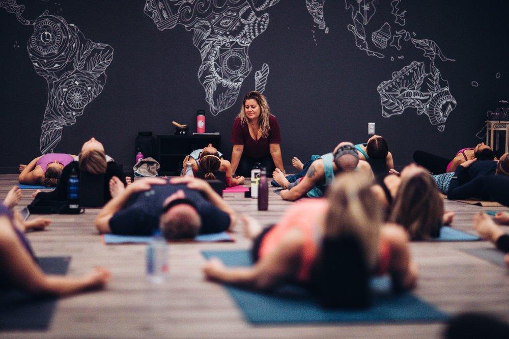 Dimitra Yoga: 17437 Ocean One Plz, Lewes, DE
