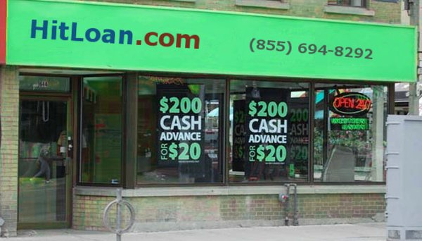 Desperate for a payday loan with bad credit image 1