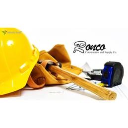 Ronco Construction Contractors 5330 S Mingo Rd East