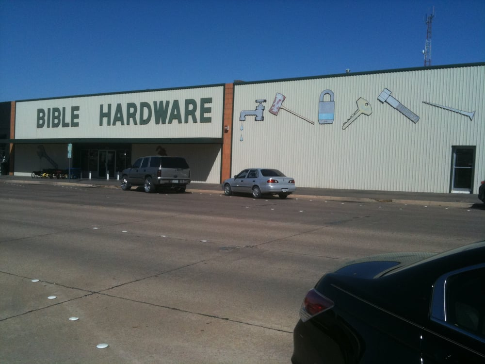 Bible Hardware: 333 Walnut St, Abilene, TX