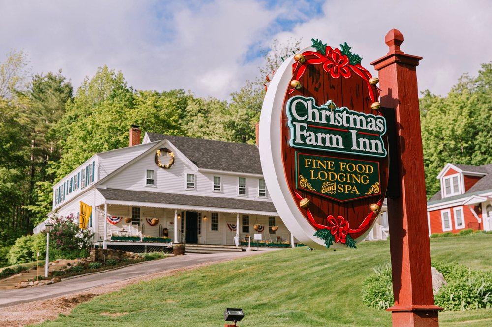 The Spa at Christmas Farm Inn: 3 Blitzen Way, Jackson, NH