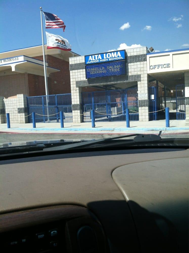 Auto Service Near Me >> Photos for Alta Loma Junior High School - Yelp