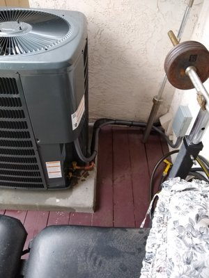 Steve Bailey Air Conditioning and Heating 9464 Palomino Ridge Dr