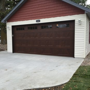 photo of action overhead garage door prior lake mn united states